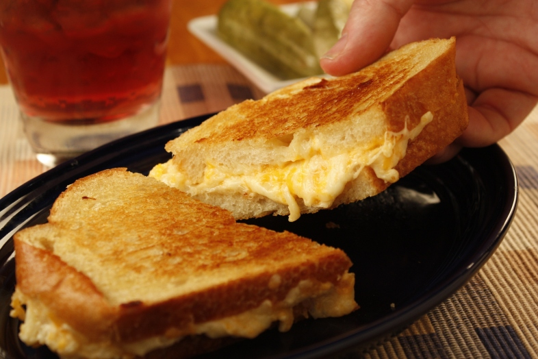 Ultimate Grilled Cheese Sandwich from Mr. Food Test Kitchen