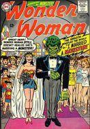 wonder woman marries monster