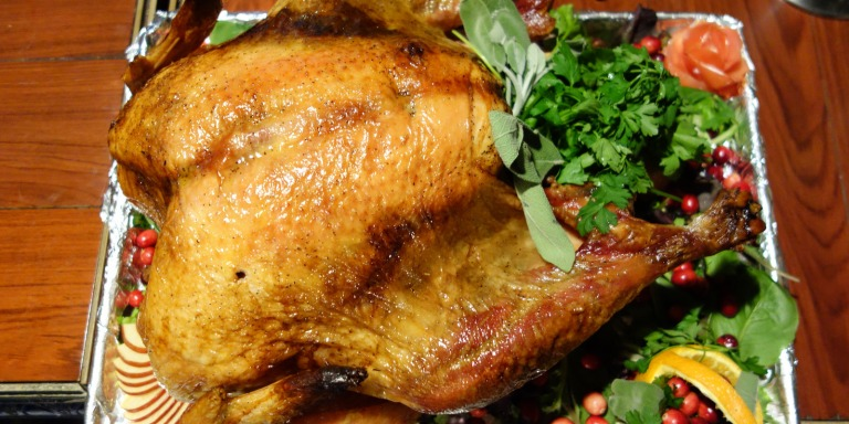 Why Do People Act Like Cooking A Turkey Is The Hardest Thing In TheWorld?