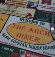 1974 arch diner menu