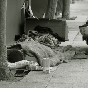 The Real Cause Of America's Homelessness Problem
