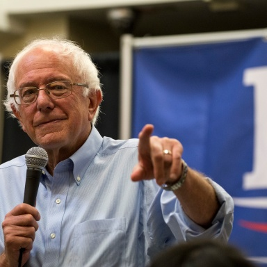 Bernie Sanders — Is He The New George McGovern?