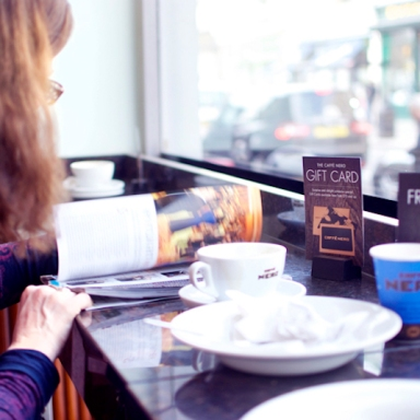 6 Things You Learn When Working In A Coffee Shop In London