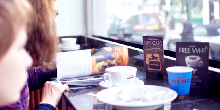 6 Things You Learn When Working In A Coffee Shop InLondon