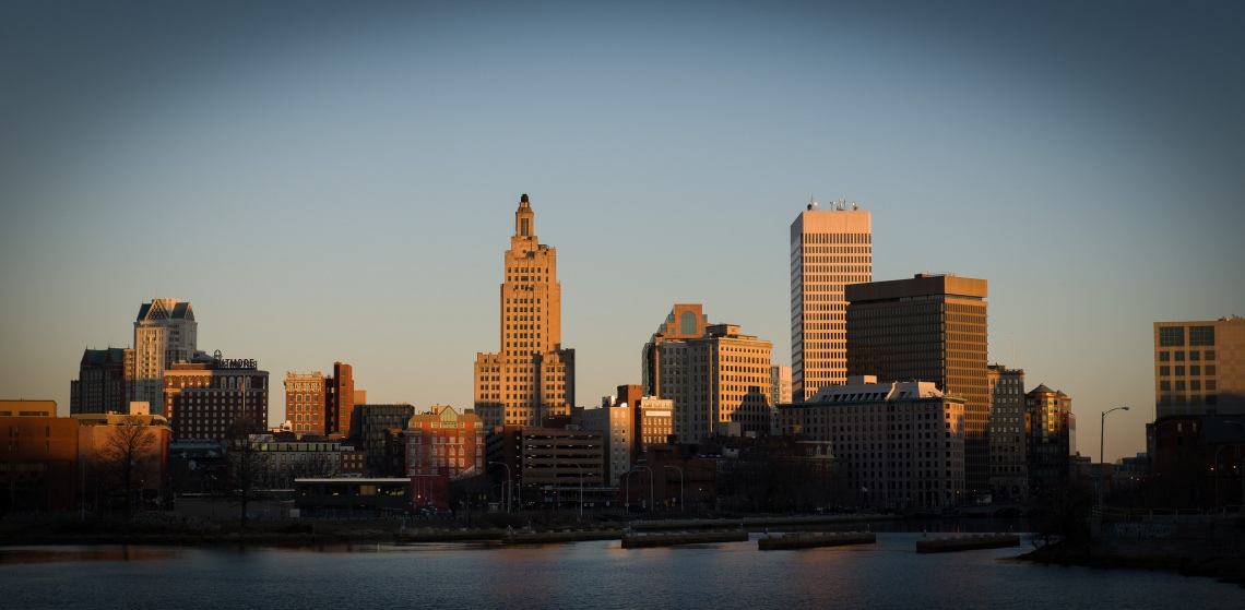 Downtown Providence Flickr / Timothy Burling