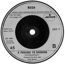 a passage to bangkok rush