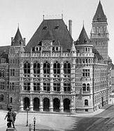 Bremen courthouse