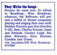 broadway at the ballroom ny mag