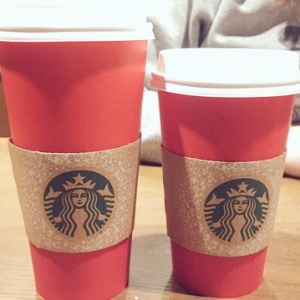 Upset About the Red Starbucks Cup?  I've Got Just The Solution For You!