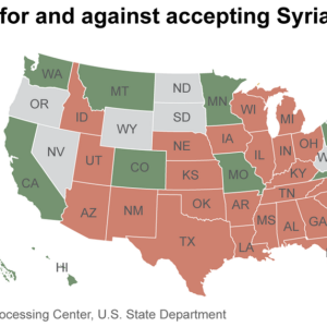 I Support Syrian Refugees Entering The United States