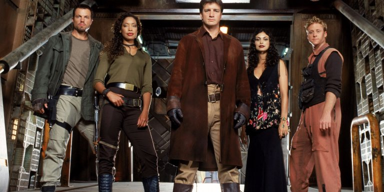 The Myers-Briggs Personality Types Of Every Character On 'Firefly'