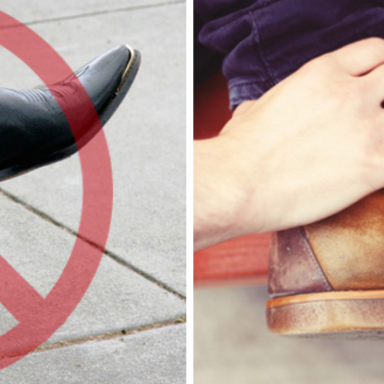 7 Pieces of Shoe Advice for Men From 434 Single Women