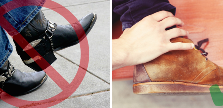 7 Pieces of Shoe Advice for Men From 434 SingleWomen