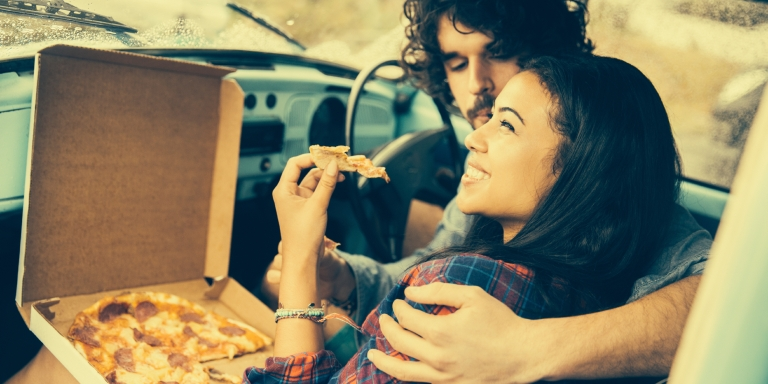 Is Pizza After Sex Better Than the SexItself?