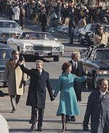 jimmy carter inauguration walk