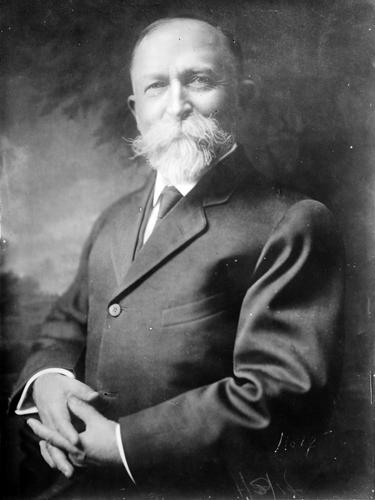 John Harvey Kellogg loved corn flakes and hated teen masturbation. (Wikimedia Commons)