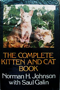 kitten and cat book