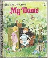 my home golden book
