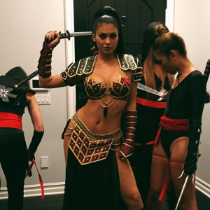 Here's What Your Favorite Celebrities Dressed Up As For Halloween