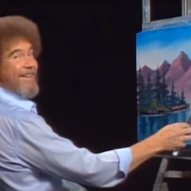 20 Little Known 'Happy Little Facts' About Bob Ross, America's Favorite Art Teacher