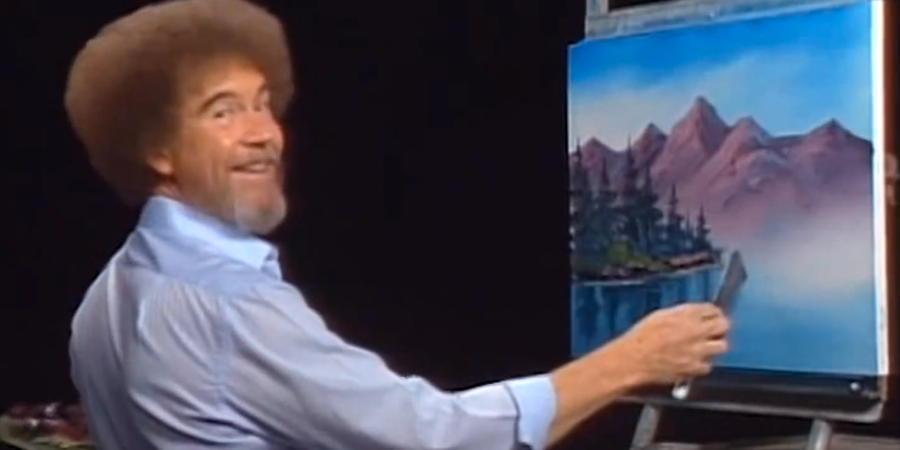 20 Little Known 'Happy Little Facts' About Bob Ross, America's Favorite Art Teacher