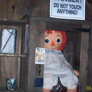 You Won't Be Able To Fall Asleep After Watching This Video About The Top 10 Cursed Dolls