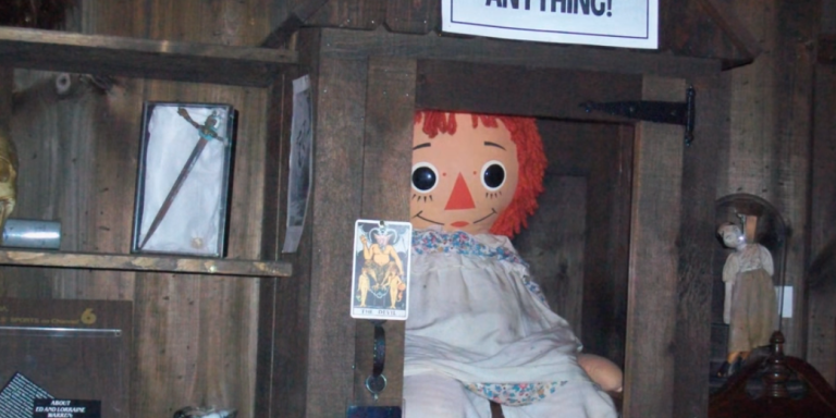 You Won't Be Able To Fall Asleep After Watching This Video About The Top 10 CursedDolls