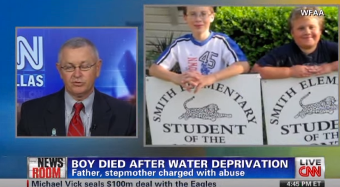 Parents charged in dehydration death / CNN
