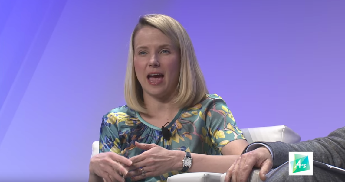 4A's Transformation 2014 - March 17 - Special Interview With Yahoo CEO: Marissa Mayer, Rob Norman / Youtube