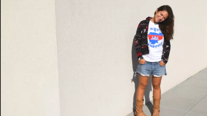 How To Rock A Souvenir T-Shirt After YourVacation