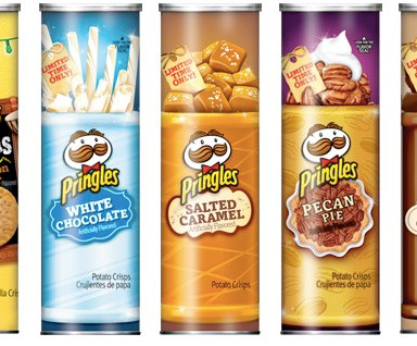 These 5 Crazy Limited Edition Pringles Flavors Are Literally Everything