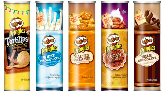 These 5 Crazy Limited Edition Pringles Flavors Are LiterallyEverything