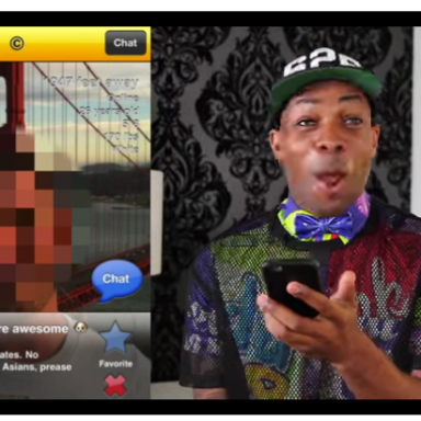 Davey Wavey Made An Awesome Video About Sexual Racism Every Gay Guy Needs To Watch