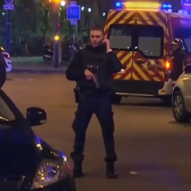 60 Dead And 100 Taken Hostage As Paris Rocked By Bombs And Shootings Only Ten Months After The Charlie Hebdo Attacks