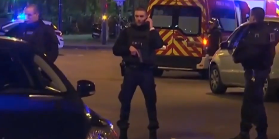 60 Dead And 100 Taken Hostage As Paris Rocked By Bombs And Shootings Only Ten Months After The Charlie HebdoAttacks