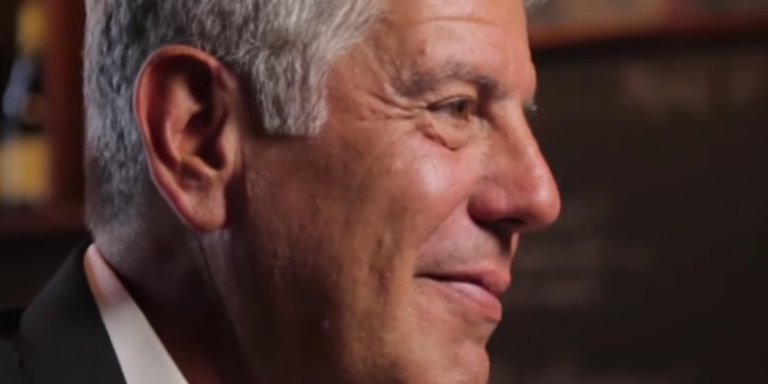 This Is What Chefs Actually Think Of AnthonyBourdain