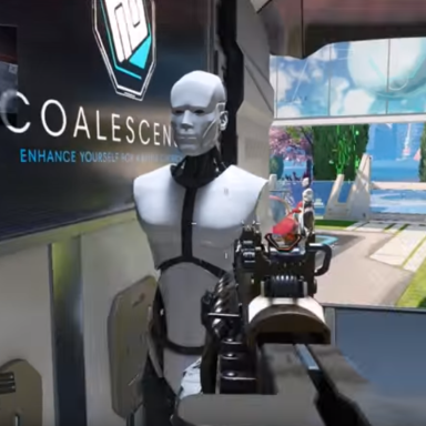 This YouTuber Discovered The Scariest Call Of Duty: Black Ops 3 Easter Egg Ever