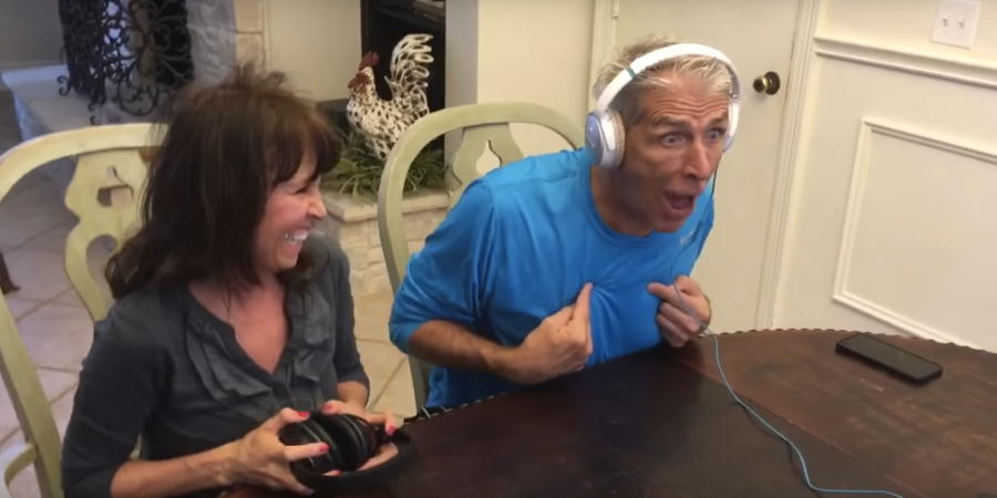 This Grandfather-To-Be Has The Most Incredible Reaction To This Creative Pregnancy Announcement