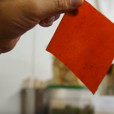 There's A Restaurant In LA That Uses Ketchup Leather And Their Burger Creations Look Incredible