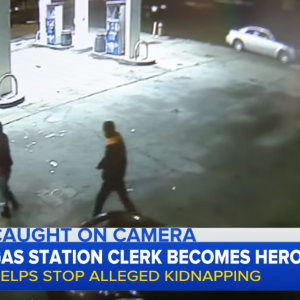 This Gas Station Clerk Risked His Life On A Hunch To Save A Woman's Life