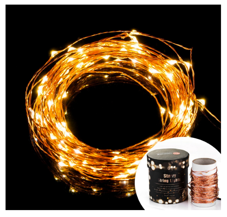 TaoTronics Copper Wire Lights
