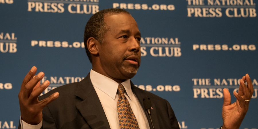 Ben Carson Made A Rap Radio Ad — And It's As Magically Horrible As You'dImagine