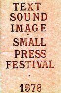 small press festival