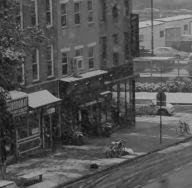 snow in brooklyn street