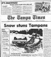 snow stuns tampans