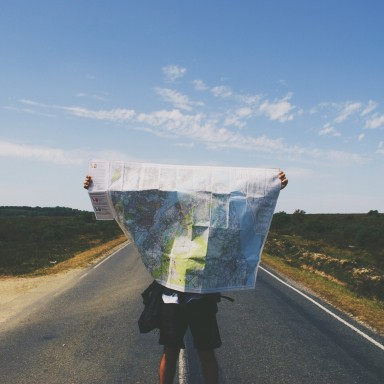 17 Unavoidable Stages Of Driving Solo On A Long Road Trip
