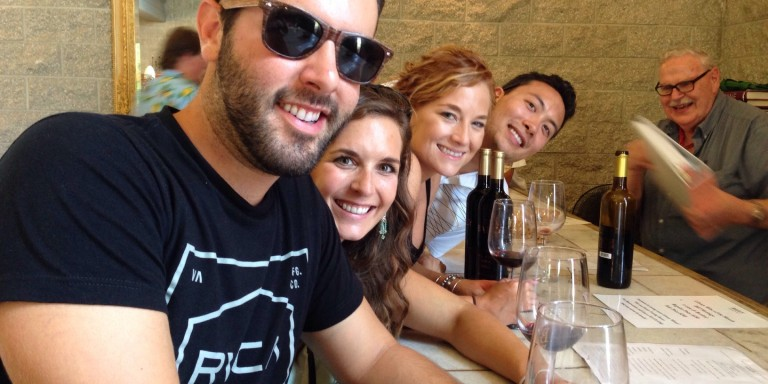10 Signs You're In An Open Relationship WithWine