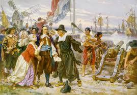 Wikipedia - The Fall of New Amsterdam, Peter Stuyvesant