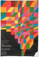 warsaw autumn 1971