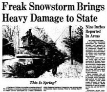 1977 May snow